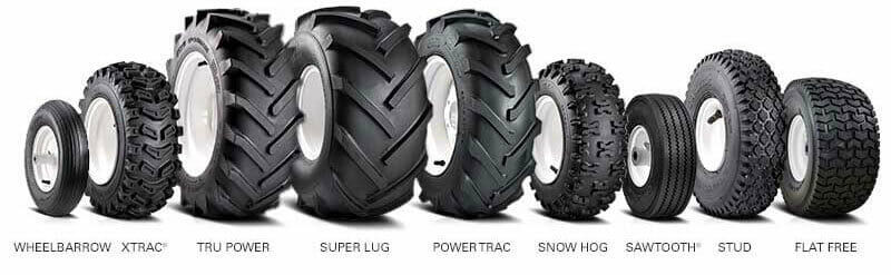 Carlisle Specialty Tires for Task Projects