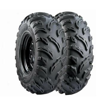 Carlisle Black Rock ATV/UTV Tires for Mud