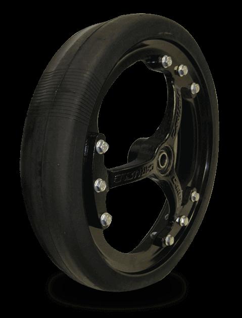 Carlisle Spoke Gauge Cast Iron Wheel