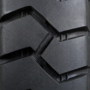 Carlisle Industrial Deep Traction Tire Tread View