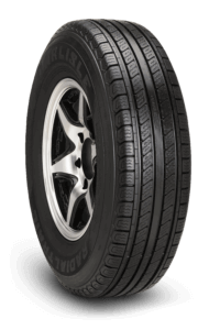Carlisle Radial Trail HD Speciality Trailer Tire Angled View