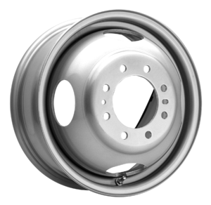 Carlisle 4-Window Dual Trailer Wheel