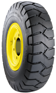 Carlisle Industrial Deep Traction Tire Angled View