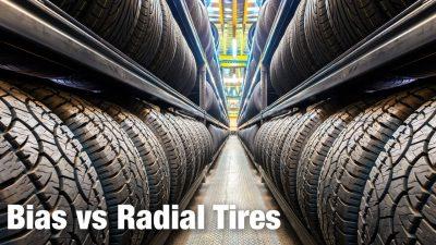 Bias vs Radial Tires Explained